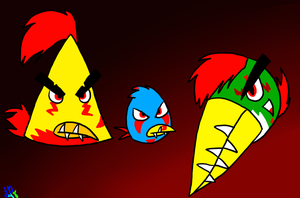 art request angry birds by Luckynight48