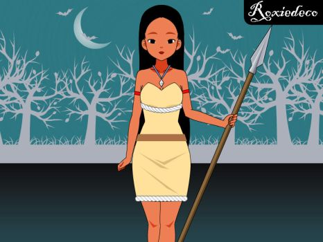 Request - Pocahontas (Disney) by Myterritory20