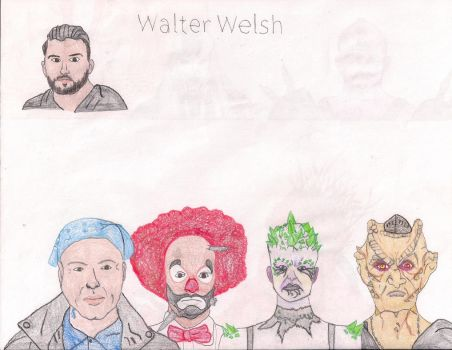 Walter Welsh by MatthieuLacrosse