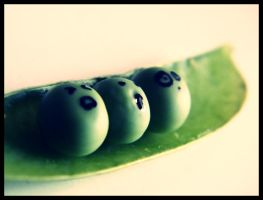 black eyed peas by n1ck33