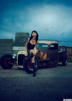 RatRod shoot 1 by Dr-Benway