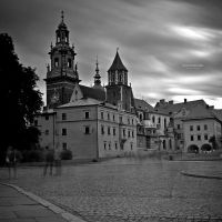 cracow -wawel by bagnino