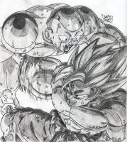 Goku_vs_Frieza_by_KoMaR by koomaar91