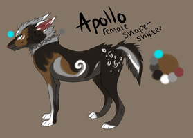 Apollo design entry by Rinermai