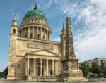 St. Nikolai Church in Potsdam I by pingallery