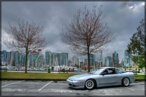 HDR 240sx by shiftdrift