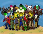 [Crossover] Ratchet and Clank in Fallout 4 by KellyNewbie