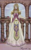 Princess Zelda by Myreth01