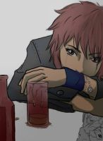 Sad Sasori by xkandax