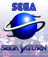 SEGA Saturn Poster by zentron