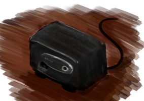 Pencil-Sharpener by SilverSugar