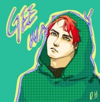 Gerard way by Drivinghead