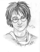 Harry Potter by mersades