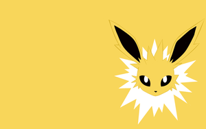 Jolteon Wallpaper by Banana-Bear