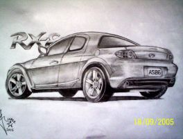 RX8 by LostStar86