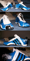 shoes for dj basick by I-like-Dirt