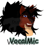 VocalMic by DracKeagan