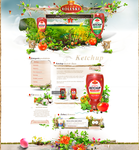 Roleski product page - ketchup by webdesigner1921