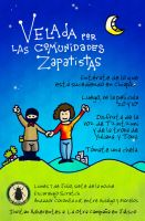 Velada por zapatistas by Masklin8
