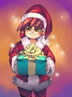 Late Merry Christmas and Happy New Year by bakki