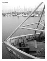 Howth - Sea Port 01 by trydisegna
