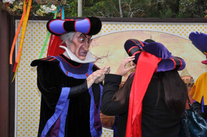 Frollo gives his approval by ChristineFrollophile