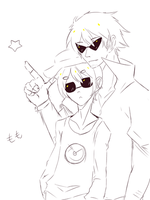 Brodave: Selfies for by Gotta-love-animes