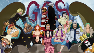 One Piece episode 588 by ramistar