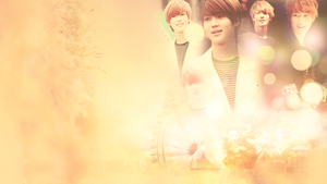 Taemin wallpaper by Es-car