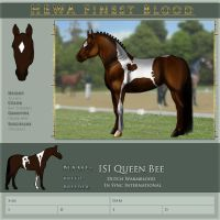 FINEST: ISI Queen Bee by Decorum100