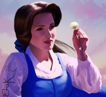 Belle by MrRabLo