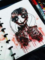 Bloody by dels10