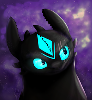 [PC] Nightclaw by GoldenNove