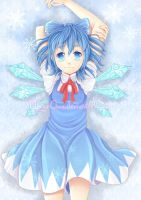 Cirno by Elfany-Chan