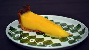Lemon Tart by kissbomb