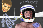 Request: RickyBobby Tom Cruise by baklavah-x