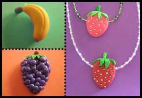 Fruity Beads by Mimi-Mushroom