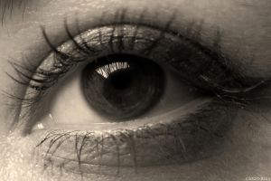 Eye Reflect by Anj3lla