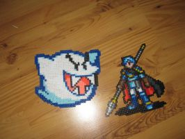 paper fire emblem sprits by fontainekia