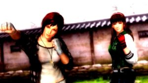 Dead or Alive 5 Art 005 by TheLegend831