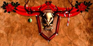 christmas filthy animal by Moon-Pie-Panda