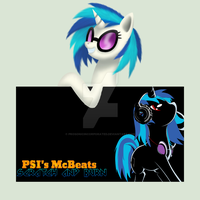 PSI's McBeats-Scratch and Burn Sign by ProSonicIncorporated