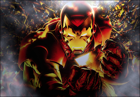 Ironman tag by GiladAvny