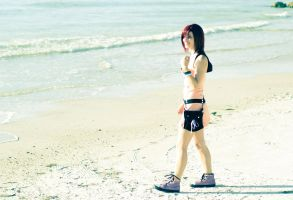 Kairi (KH2) - Cosplay 1 by TwilightSaphir