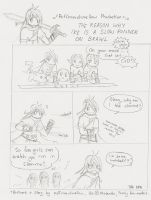 Why Ike is A Slow Runner by PM by IkeFanatics