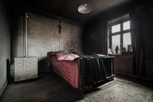 The red bed by ZerberuZ