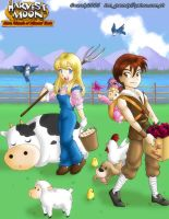Harvest Moon: A Married Life 2 by gwendy85