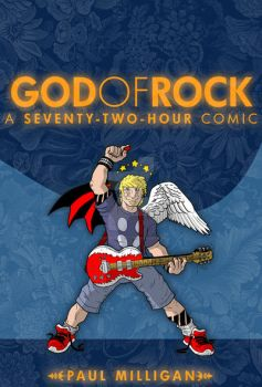 God of Rock Collection Cover by superleezard