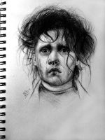Edward Scissorhands by ChocoWay