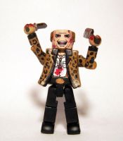 Uncle Les (Dead Alive) Custom Minimate by luke314pi